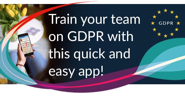 tm blog | GDPR is here… Could a training app help your team